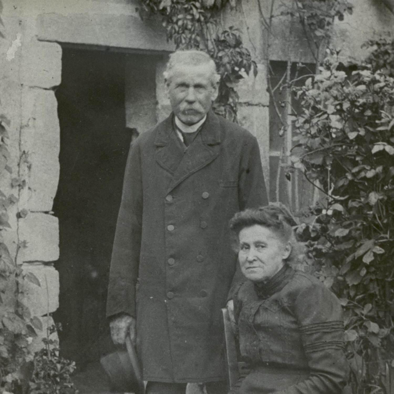 Édouard Naudet, fondateur des Pépinières Naudet